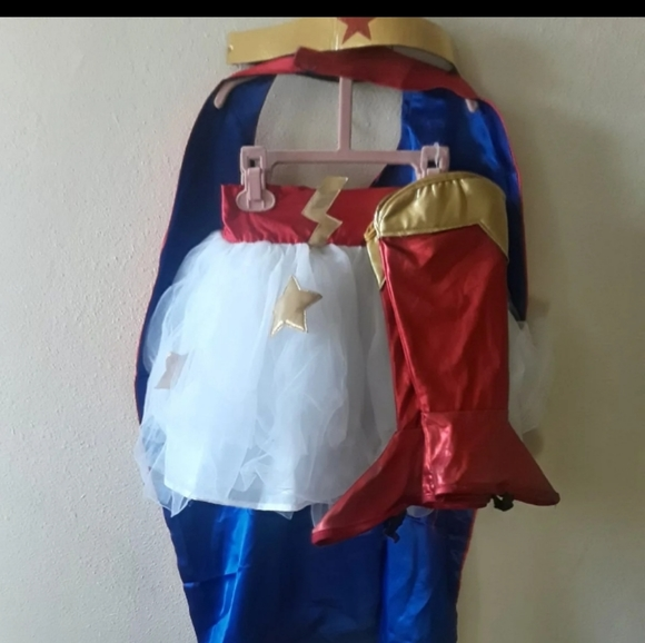 DC Comics Other - Wonder Woman Toddler Costume